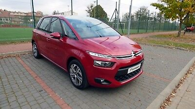 2016 Citroen C4 Picasso bluehdi 120, only 5340 mileage !