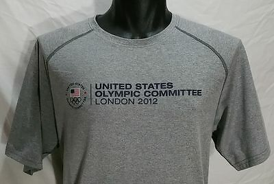 2012 Olympics London UNITED STATES OLYMPIC COMMITTEE Shirt Size M Team USA NOS