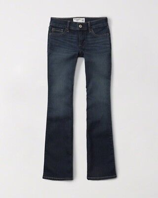 Abercrombie Kids Girls Bootcut Jeans (age 11/12) *New with tags*