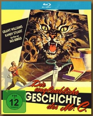 The Incredible Shrinking Man [1957]g(Blu-ray)~~~Grant Williams~~~SLIPCOVER~~~NEW