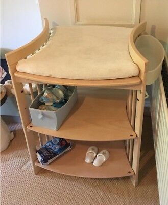 Stokke baby changing table
