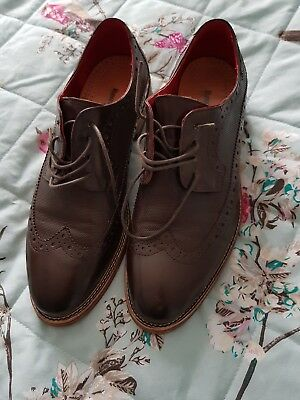 genuine russell and bromley brogues size 9