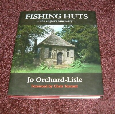Fishing Huts  Jo Orchard - Lisle sold out 1st  angling carp barbel trout etc