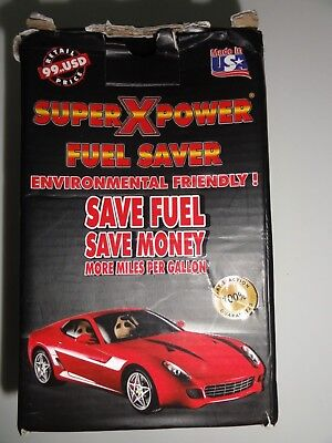 Super Power Fuel Saver Super X Power