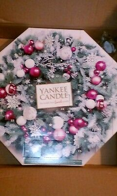 Yankee candle 2015 pink bauble advent calendar