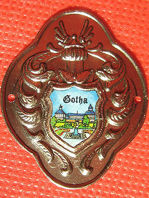 GOTHA Stadtschloss Friedenstein Residenzstadt  Stocknagel - PIN