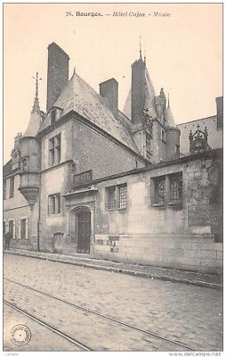 18-Bourges -N°C-3395-H/0221