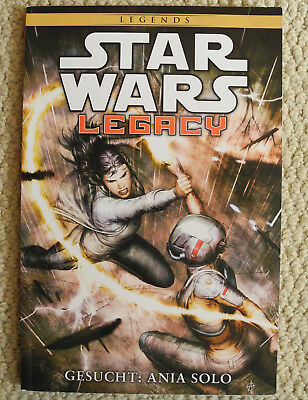 Star Wars - Legends -  Legacy - Gesucht: Ania Solo