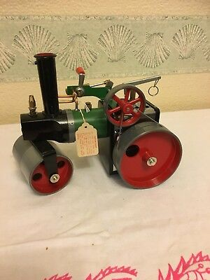 Vintage mamod steam roller Sr1a (S.r.1.a) Unfired