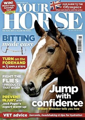 Your Horse Magazine #415 - For People With A Passion For Horses (New Back Issue)