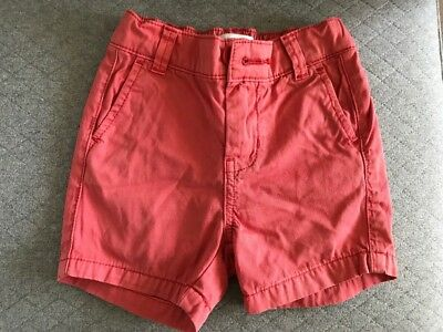 Country Road Baby Boys Shorts   Size 6-12 Mths