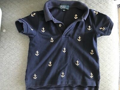 Ralph Lauren Baby Boys Polo | Size 18M