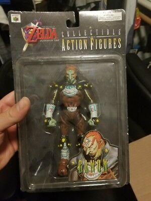 Brand New Legend of Zelda Ocarina of Time Ganon Ganondorf Figure 1998. RARE!!