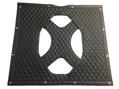 Peterbilt 388/389 Premium Quilted Winter Front - 20 Colors Available!