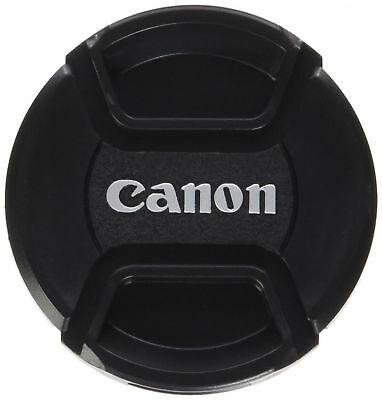 Canon 58mm Lens Cap Replacement E-58 II Camera Lenses Cover New Fast Shipping