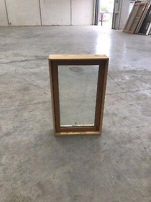 Timber Awning window 1000mm x 618mm (DOUBLE GLAZED)