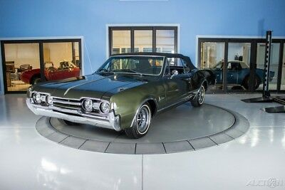 1967 Oldsmobile Cutlass F/85 Deluxe 1967 F/85 Deluxe Used Manual