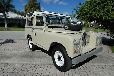 1970 Land Rover Other  Land Rover Series 1970 Guiness World Record Holder