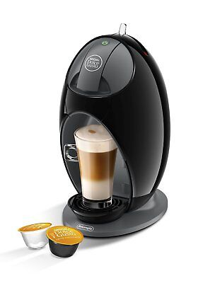 Nescafe Dolce Gusto Coffee Machine Jovia Manual Coffee by De'Longhi EDG250.B