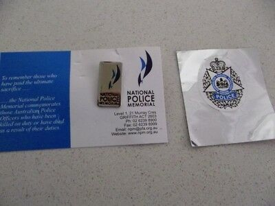 Obsolete/Defunct A.C.T. Police Lot - Ranks/Buttons/Patches
