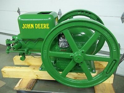 John Deere 3 HP 1929 Model E Hit N Miss Engine