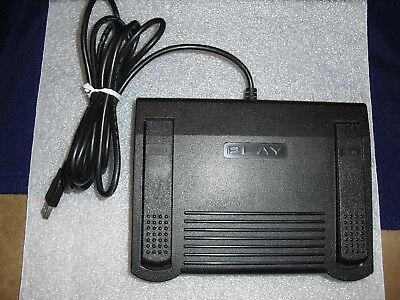 Infinity Foot Control/Pedal for Transcription IN-USB-1 Great Condition