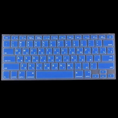 Protection Clavier Mac Colorisée d'Apple ordinateur portable silicone Protecteur