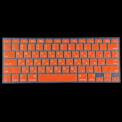 Protection Clavier Mac Colorisée ordinateur portable silicone Protecteur d'Apple