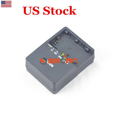 Newest Genuine Original Battery Charger LC-E6E For Canon LP-E6 EOS 5D MarkII 7D
