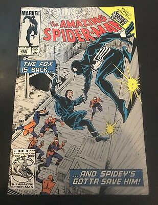 The Amazing Spider-Man #265 Marvel Comics 1st Appearance of Silver Sable VF/VF+
