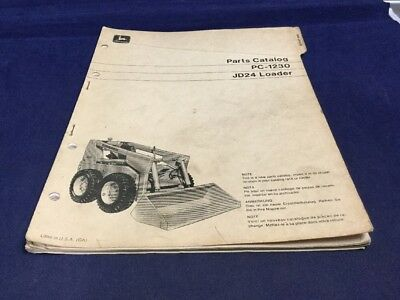 John deere 70 skid steer loader parts catalog manual pc 1331 573 john deere 24 industrial skid steer loader parts catalog manual pc1230 fandeluxe Gallery