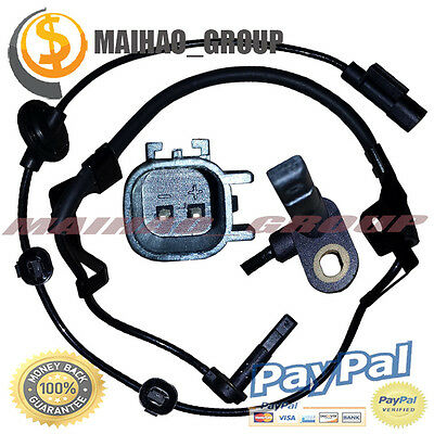ABS Wheel Speed Sensor Rear Left for Mitsubishi 4WD Outlander Lancer 2007 - UP