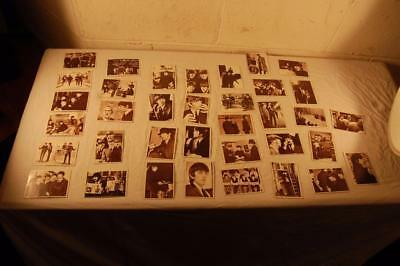 36 Vintage Original The Beatles T.c.g. A Hard Day's Night Movie Cards
