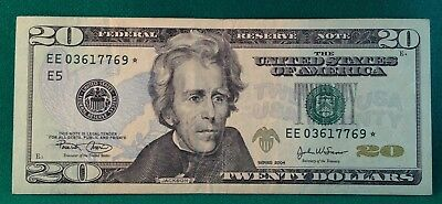 2004 $20 Federal Reverse Bank STAR note, Fr. 2090-E