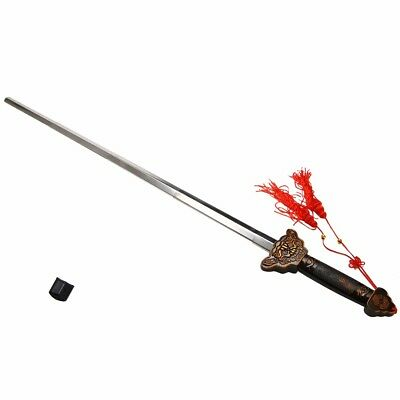 New Super Swallowing Sword Stage Street Illusion Magic Trick Props Gimmick