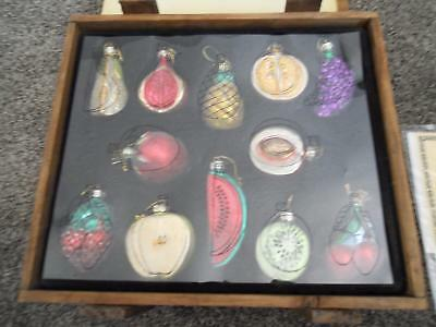 2002 Thomas Pacconi Classic Christmas Ornament Collection In Original Wood Crate