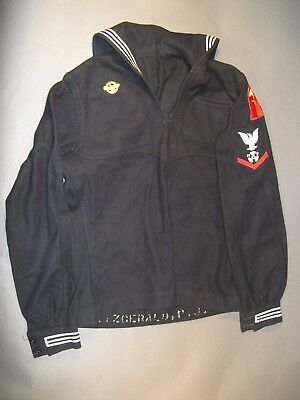 WWII U.S. Navy Enlisted Jumper, Naval Amphibious Forces