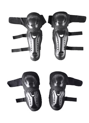 Ghost Riding motorcycle kneecaps protective warm winter fall knee slider