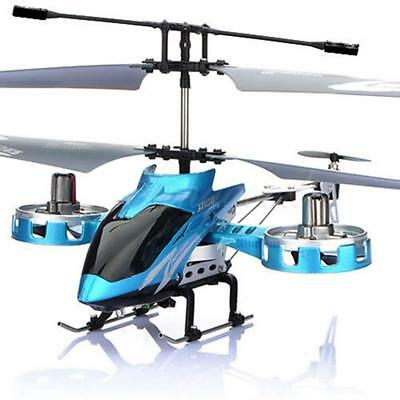 AVATAR Z008 4CH 2.4G Metal RC Remote Control Helicopter LED Light GYRO RTF TL