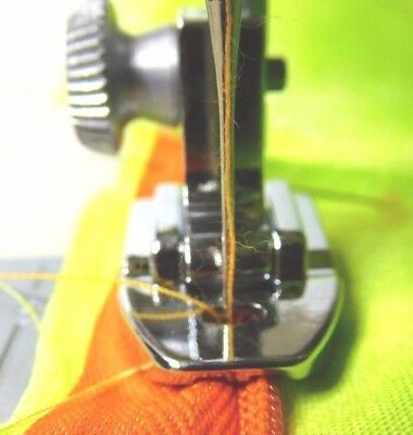 Zipper Foot Invisible /concealed Low Shank - Singer, Brother, Husqvarna, Toyota