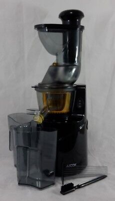 GREEN Star Elite Saftpresse Slow Juicer Entsafter ...