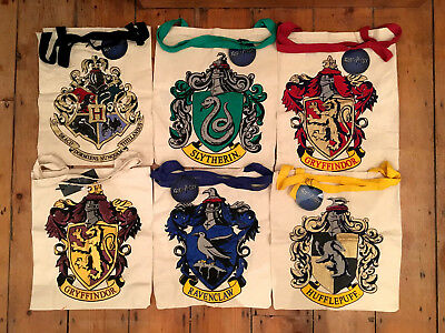 Brand New Primark Harry Potter Tote Canvas Shopping Bag
