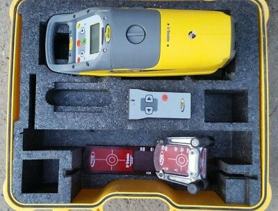 Spectra -Trimble DG511 Pipe Laser With Wireless Remote Control