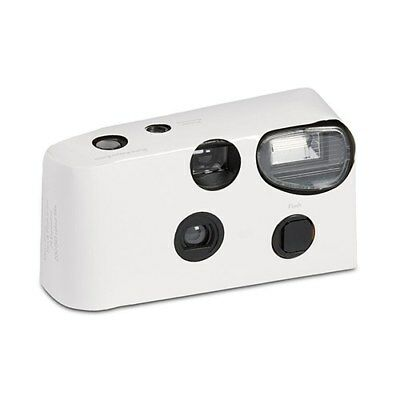 10 x Single Use Camera - Solid White Colour Design  - Wedding/ Party/ Function