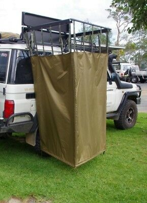 Premium 4x4 Camping Shower Toilet Bathroom Ensuite (Hard case cover)