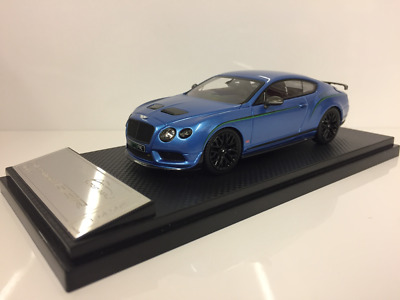 Almost Real 430403 Bentley Continental GT3-R 2015 Kingfisher China Edition