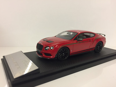 Almost Real 430402 Bentley Continental GT3-R 2015 Red-China Edition 1:43