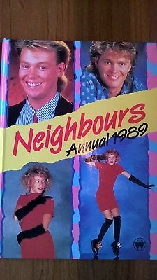 "Vintage ""neighbours"" Annual 1989. Excellent Condition!"