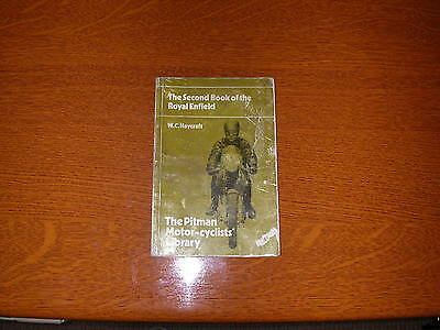 THE SECOND BOOK OF THE ROYAL ENFIELD by W.C.HAYCRAFT