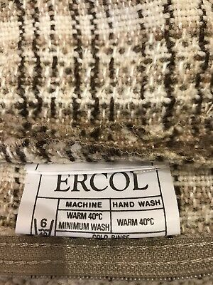 Ercol Original Cushions and Cushion Covers - no reserve!